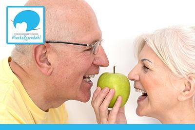 Uudet hammasproteesit parantavat elämänlaatua Marko Rosendahl